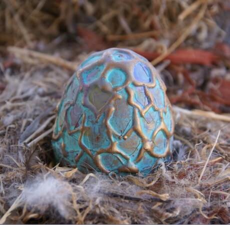 DIY Dragon Eggs by Mommin In A Pinch
