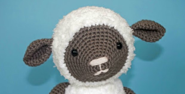 Fluffy Crochet Lamb Pattern Crafting News