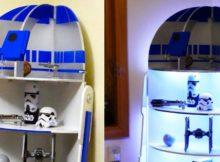 R2D2 Shelf