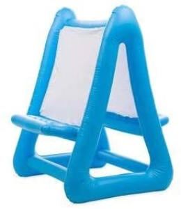HearthSong Double-Sided Indoor and Outdoor Inflatable Easel