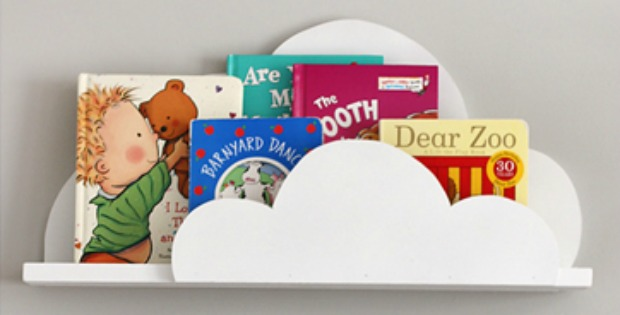 diy cloud bookshelf ledges 1 1