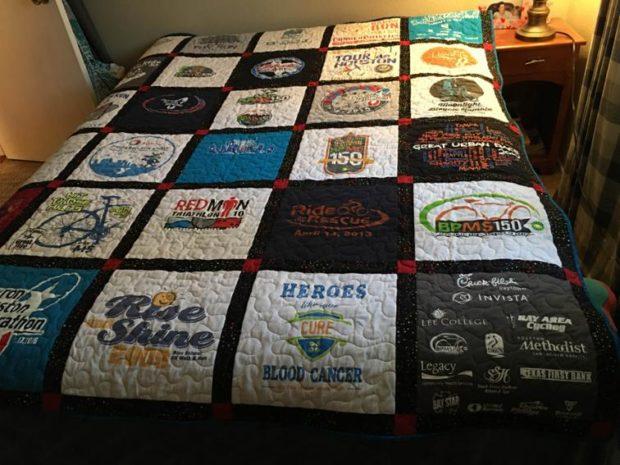 Graduation T Shirt Quilt Idea Crafting News