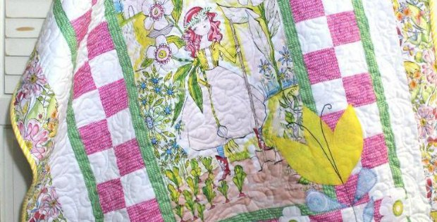 Quilt Patterns Pretty Garden Pattern Tutorial