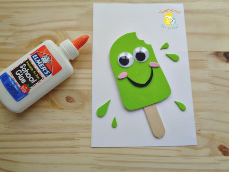 Father's Day Card - Have The Kids Make Their Own Cards This Father's Day