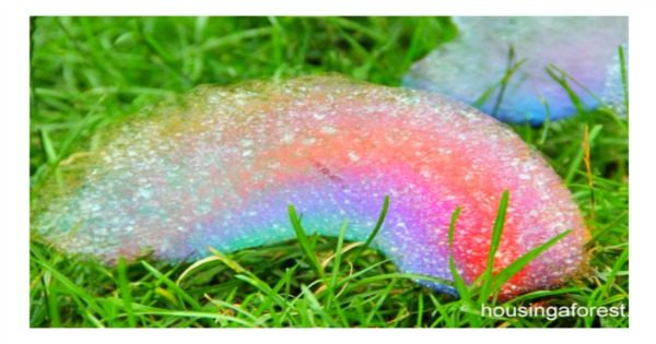 Rainbow Bubbles Snake - Recipe and Instructions