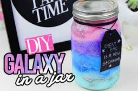DIY Nebula Jar