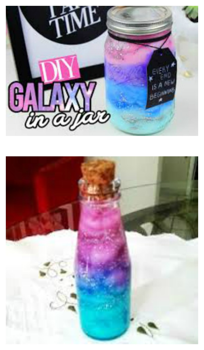 Nebula Jar DIY - An Easy And Magical Gift To Make