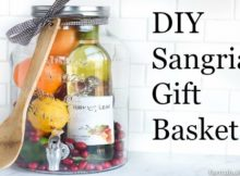 Sangria Gift Basket