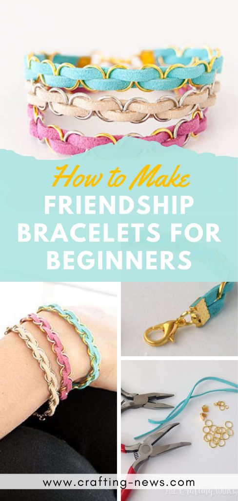 How to Make Friendship Bracelets for Beginners | Written