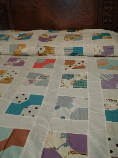 Bow Tie Quilt Pattern by Sew With Sarah Com