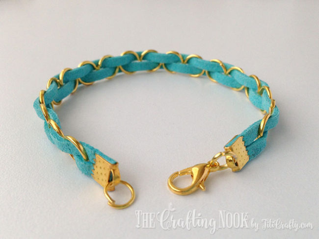 diy easy beginner braided friendship bracelet