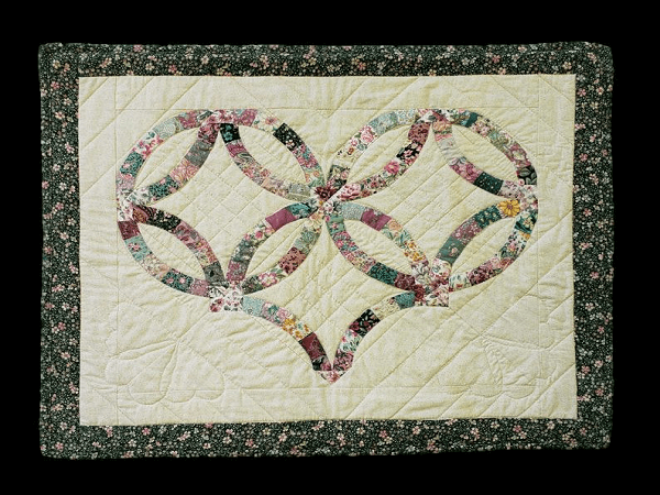 Double Rings Of Love Quilt Pattern by Becky's Quilt Designs