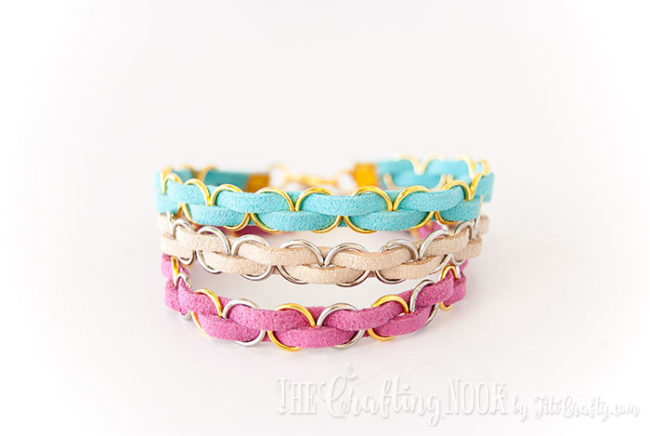easy diy beginner friendly bracelet