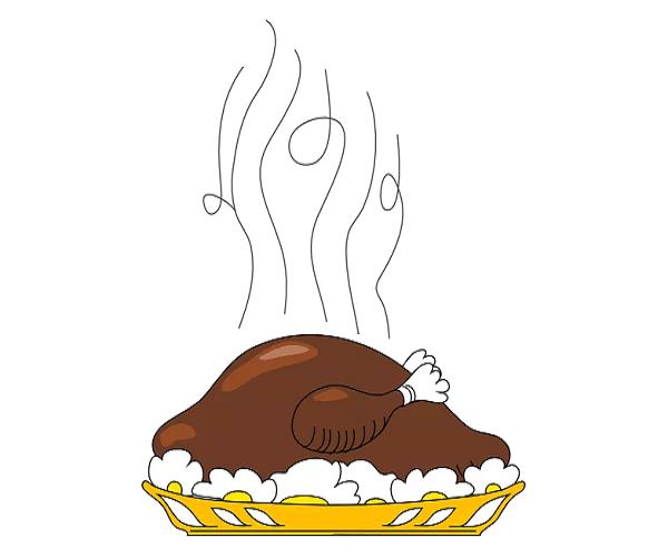 Free Turkey Clip Art from Clker