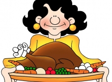 Thanksgiving Clip Art from Phillip Martin Clip Art