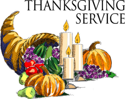 Chirstian Thanksgiving Clipart by Cliparts Zone