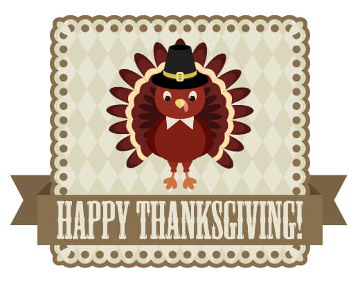 Free Thanksgiving Clip Art by Love to Know