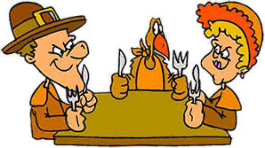 Free Thanksgiving Clip Arts by fg-a.com