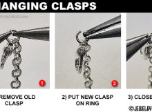 how to fix broken metal bracelet