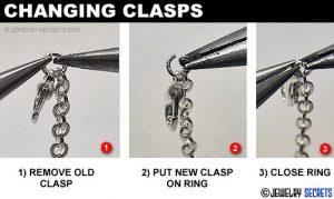 how to fix broken metal bracelet