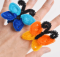 pipe cleaner butterfly rings