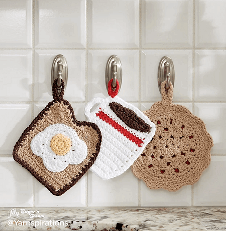 Crochet Decor From Crochet News