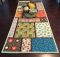 Random Windows Quilted Table Runner Pattern by Tulip Square