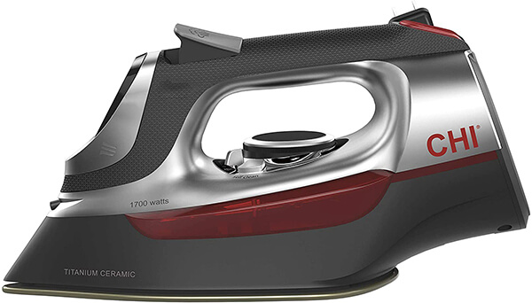 CHI Professional Steam Iron 13102 From Amazon