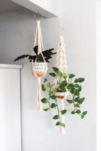 Macrame Plant Hanger DIY Pattern by UrbanJungleDesignCA
