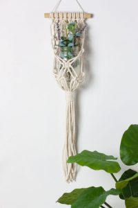 Macrame Plant Hanger DIY by Why Don't You Make Me