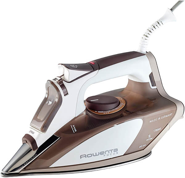 Rowenta DW5080 1700-Watt Micro Steam Iron From Amazon