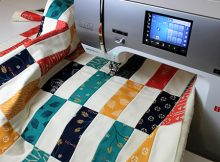 Making a quilt from We All Sew