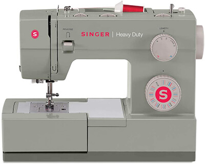 SINGER Heavy Duty 4452 From Amazon