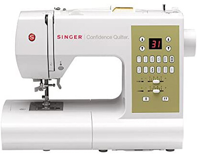 Singer Confidence Quilter 7469Q from Amazon