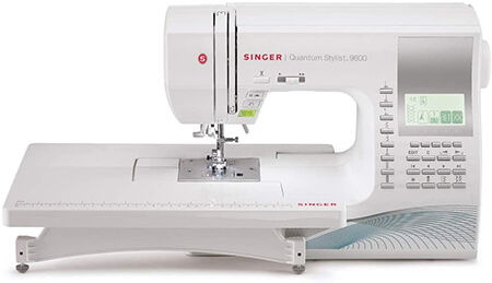Singer Quantum Stylist 9960 from Amazon
