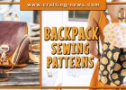 BACKPACK SEWING PATTERNS