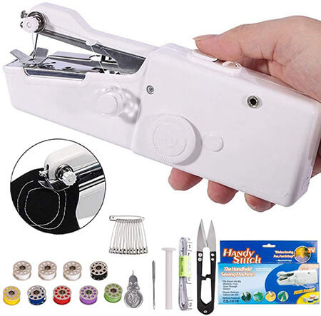 DUTISON Portable Sewing Machine From Amazon