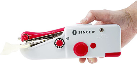 SINGER 01663 Stitch Sew Quick Portable Mending Machine From Amazon