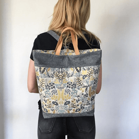 Backpack Sewing Pattern by Sotak Co