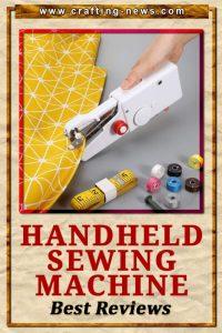 best handheld sewing machine reviews