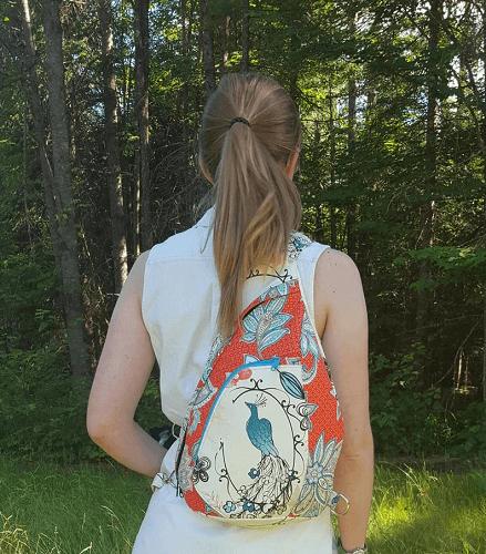 Summit Backpack Sewing Pattern by Cloudsplitter Bags