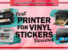 BEST PRINTER FOR VINYL STICKERS REVIEWS