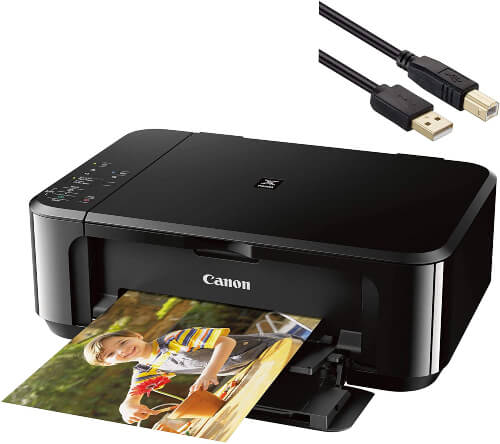 Canon Pixma MG Series Wireless All-in-One Color Inkjet Printer
