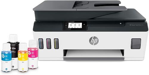 HP Smart Tank Plus 651 Wireless All-in-One Ink Tank Printer