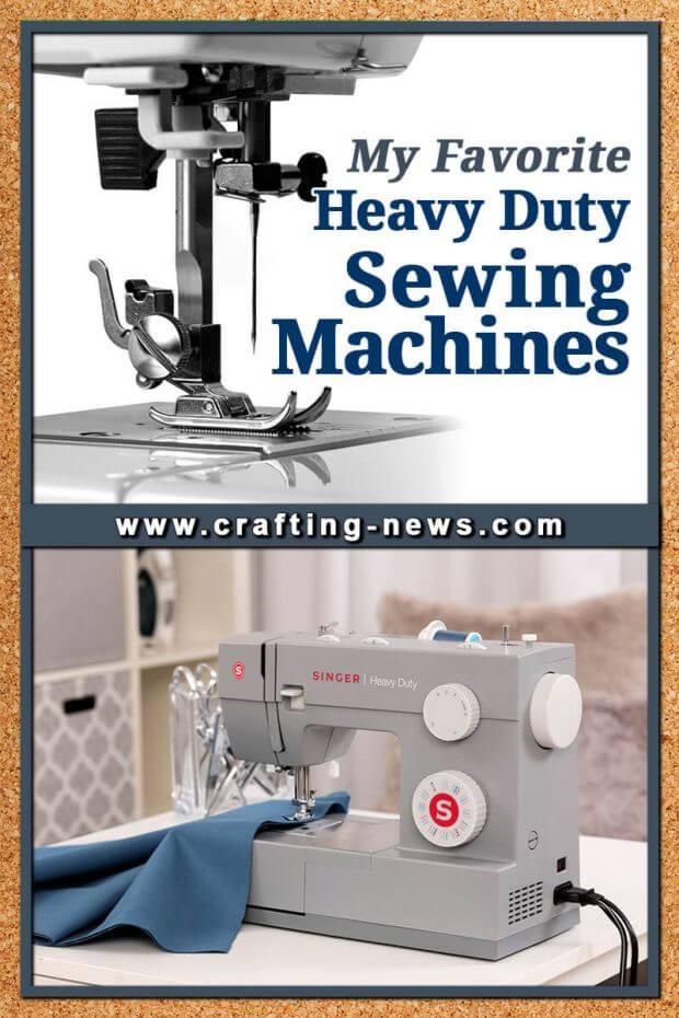 Best heavy duty sewing machine reviews