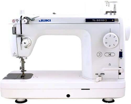 Juki TL-2010Q 1-Needle, Lockstitch, Portable Sewing Machine