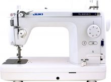 Juki TL - 2010Q 1 Needle, Lockstitch, Portable Sewing Machine
