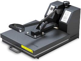 PowerPress Industrial-Quality Digital Sublimation Heat Press Machine