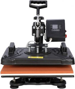 Smartxchoices Pro 5 in 1 Heat Press Machine