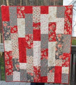 Tifton Tiles Brick Road Quilt Pattern by Sew Lux Fabric & Gifts